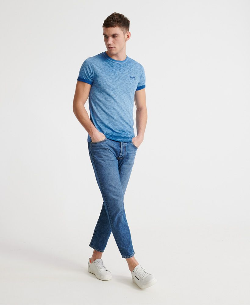 Superdry Organic Cotton Low Roller T-Shirt