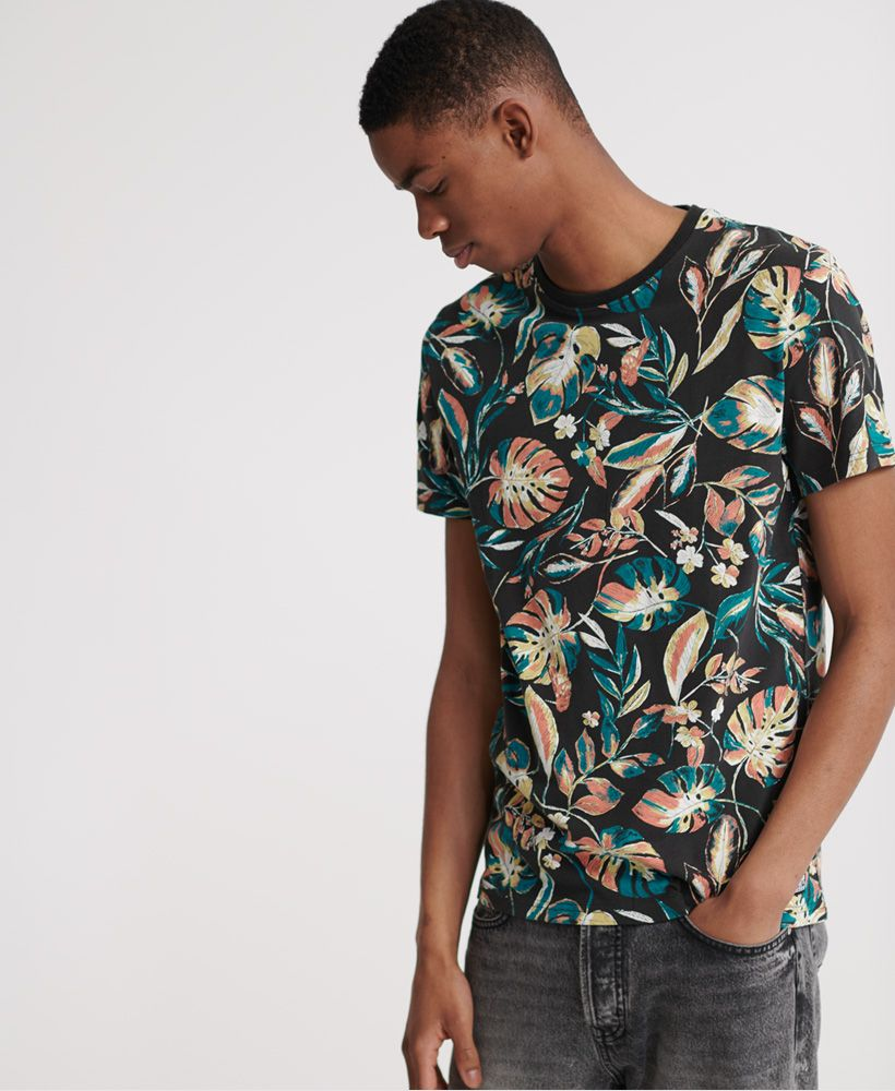 Superdry All Over Print Floral T-Shirt
