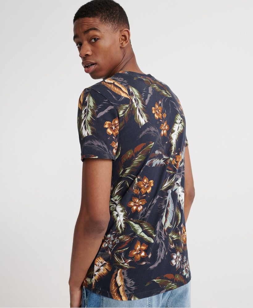 Superdry Super All Over Print T-Shirt