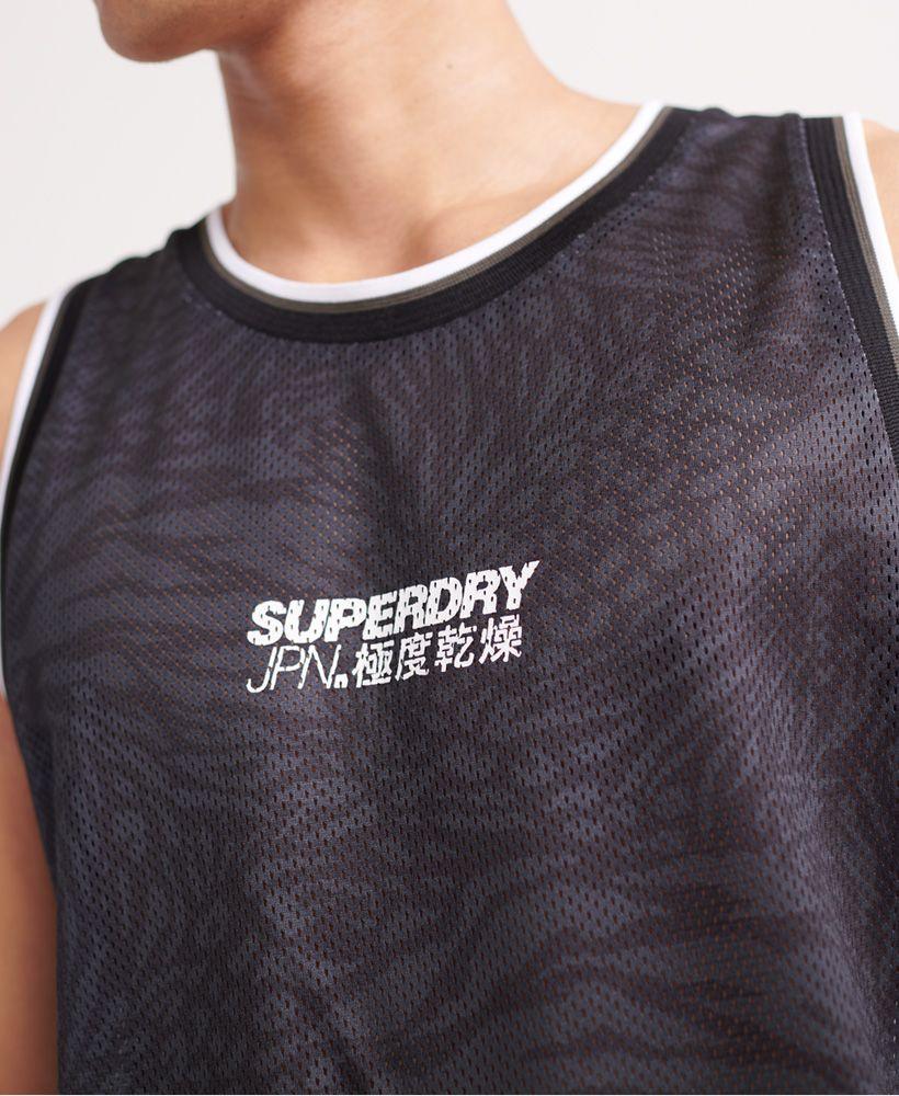 Superdry Camo Air Vest Top