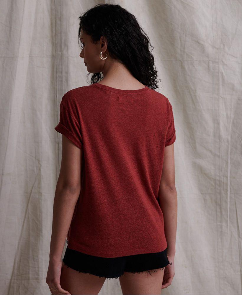 Superdry Chevron Lace T-Shirt