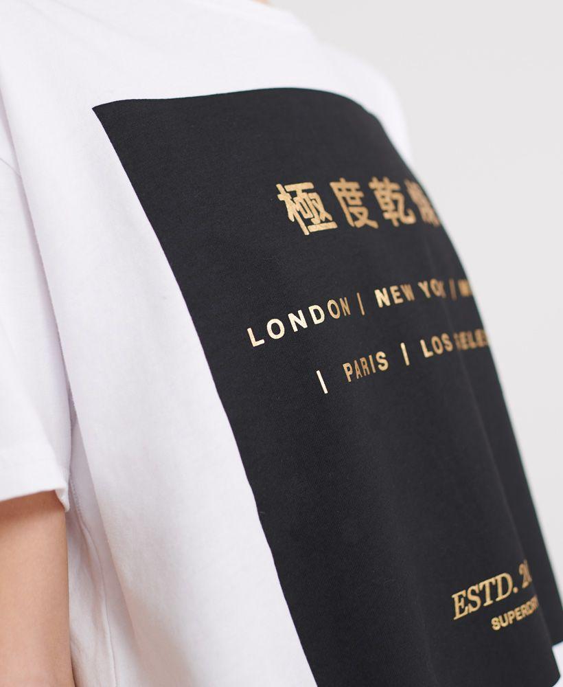 Superdry Established 2003 Block Portland T-Shirt