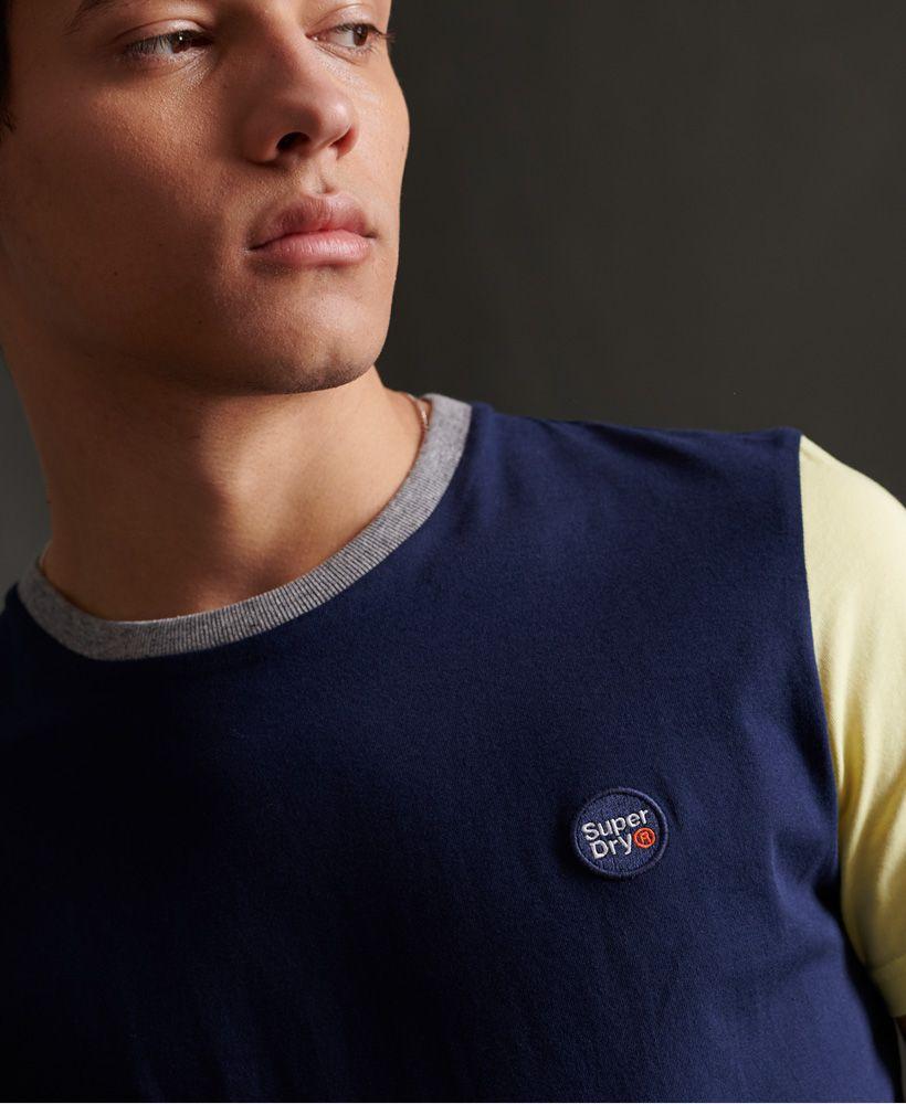 Superdry Organic Cotton Collective Baseball T-Shirt
