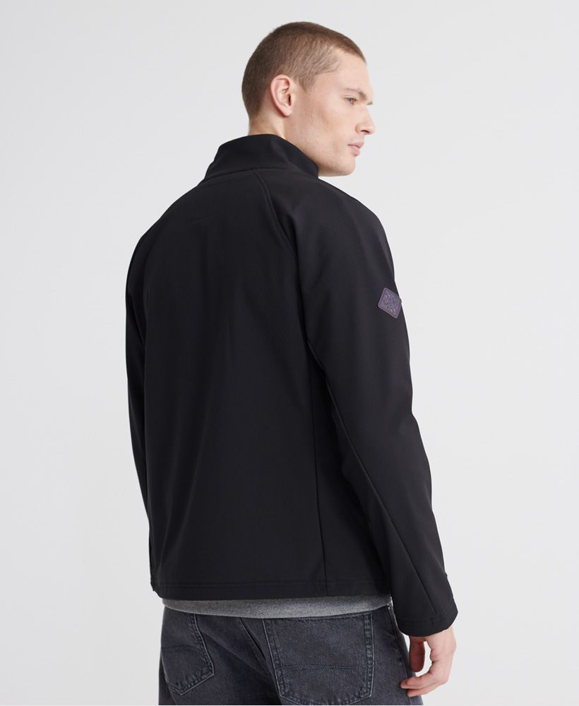 Superdry Stretch Softshell Jacket