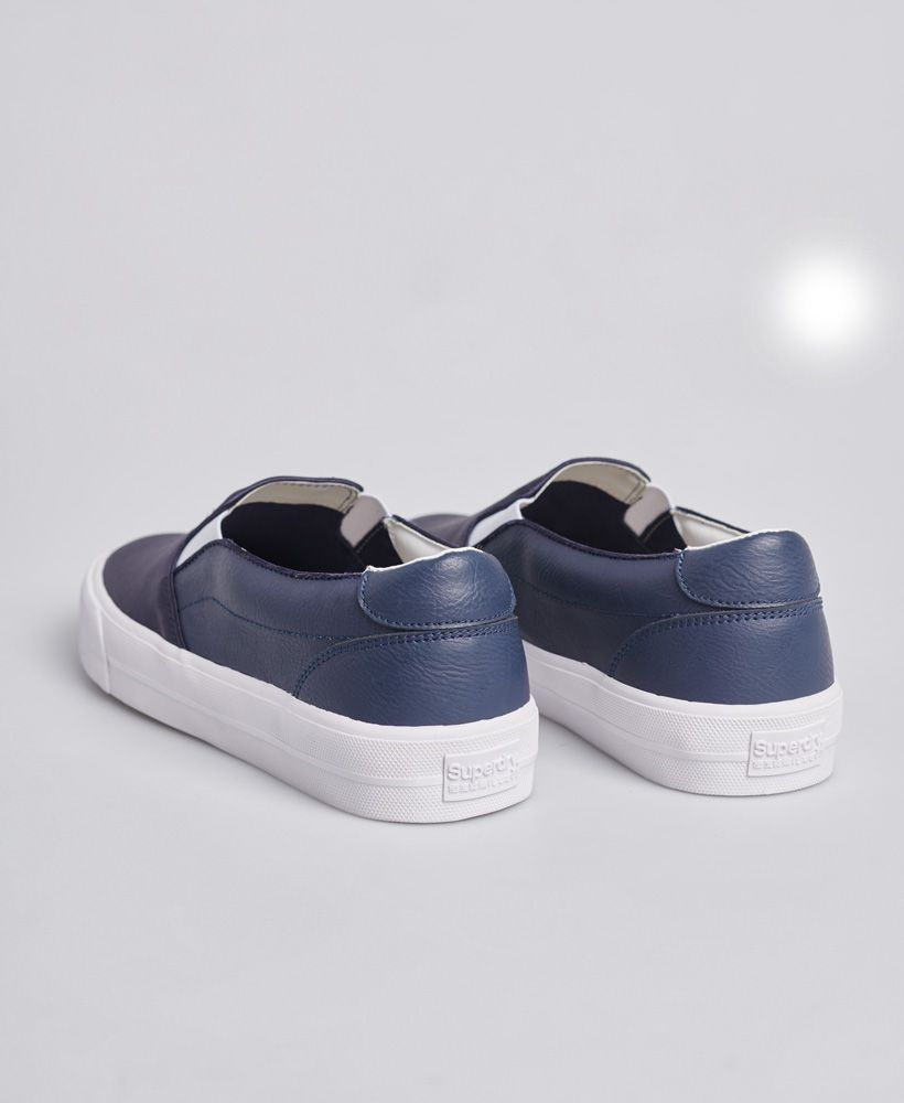 Superdry Classic Slip On Trainer