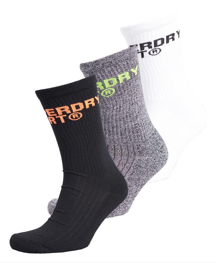Sport Cool Max Crew Sock 3 Pack