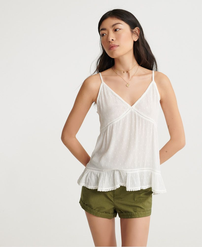 Superdry Summer Lace Cami Top