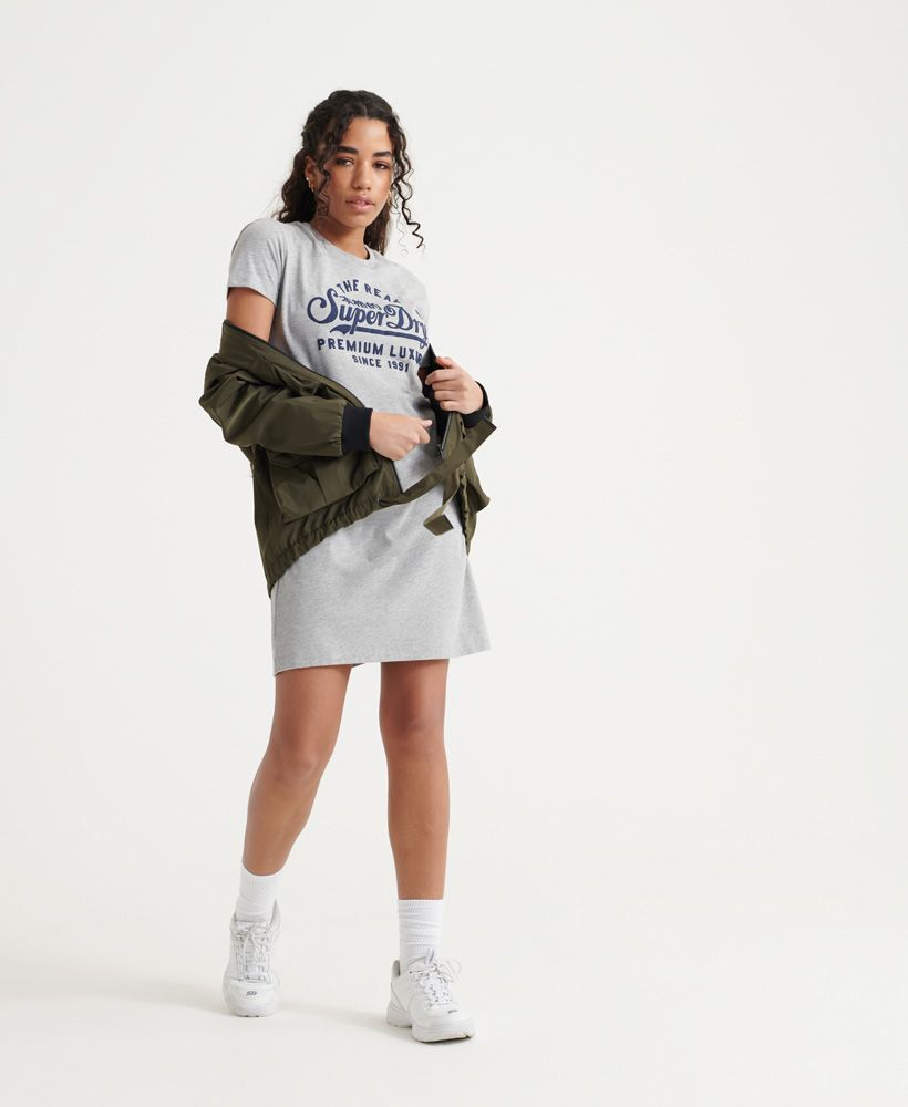 Superdry Graphic T-shirt Dress