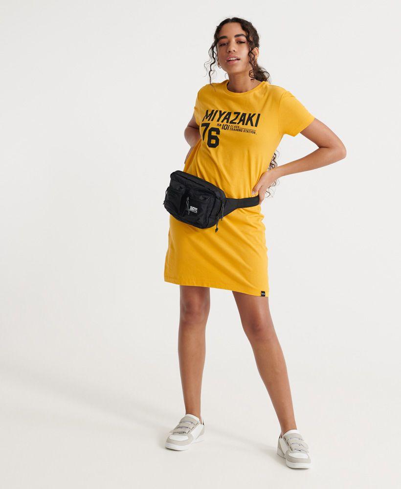 Superdry Japan Unit T-shirt Dress
