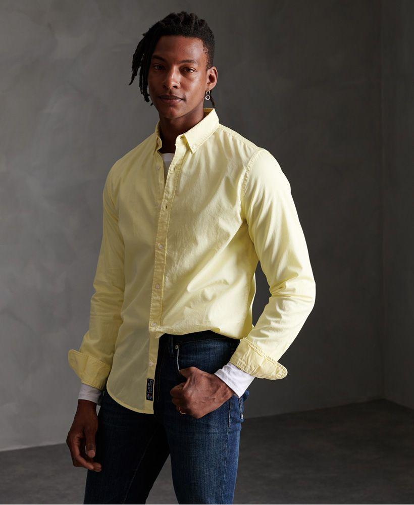 Superdry Classic Twill Lite Long Sleeve Shirt