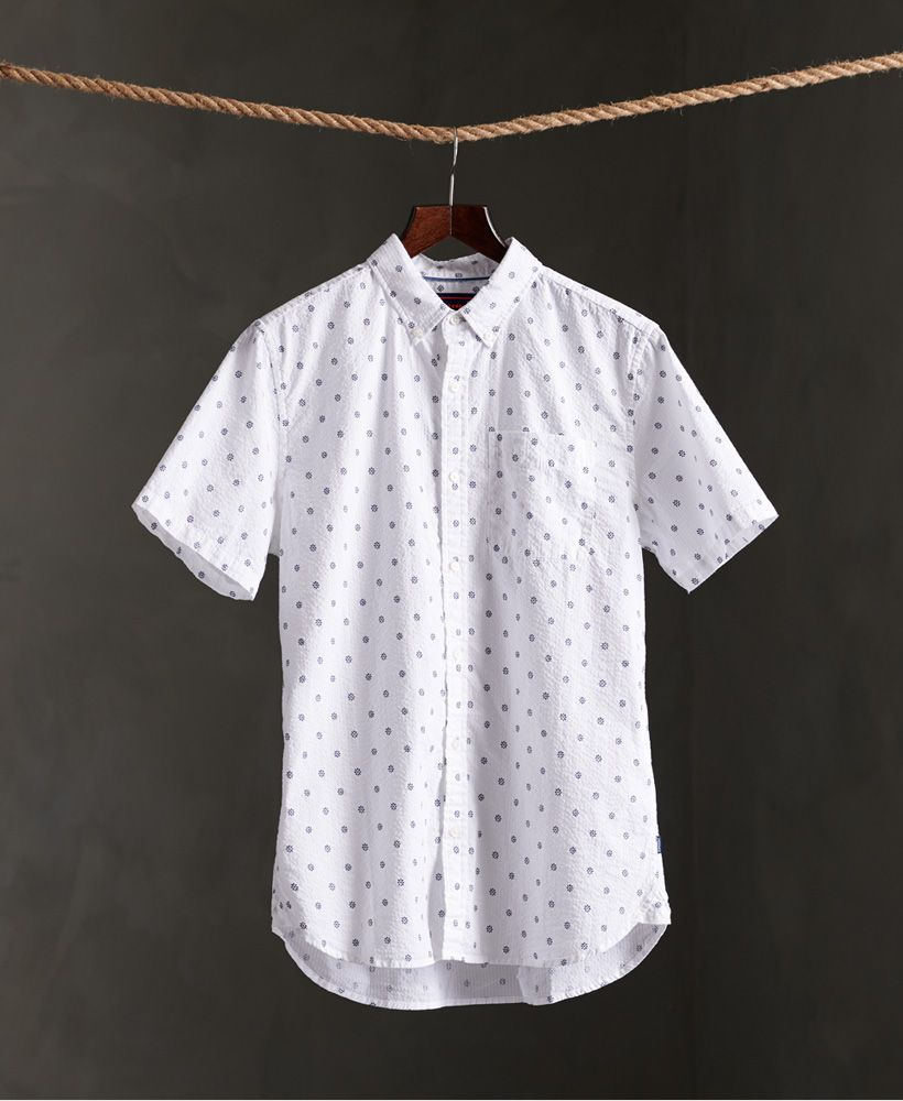 Superdry Classic Seersucker Shirt