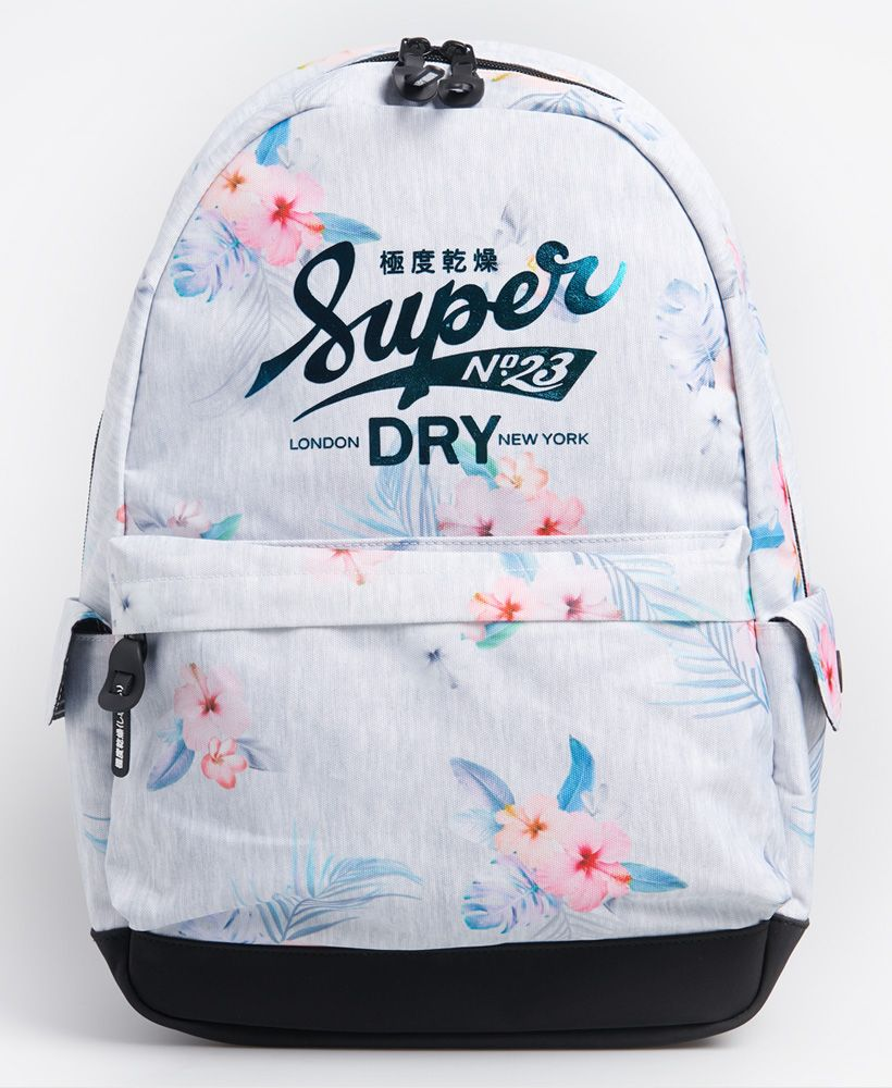 Superdry Tropical 23 All Over Print Montana Rucksack