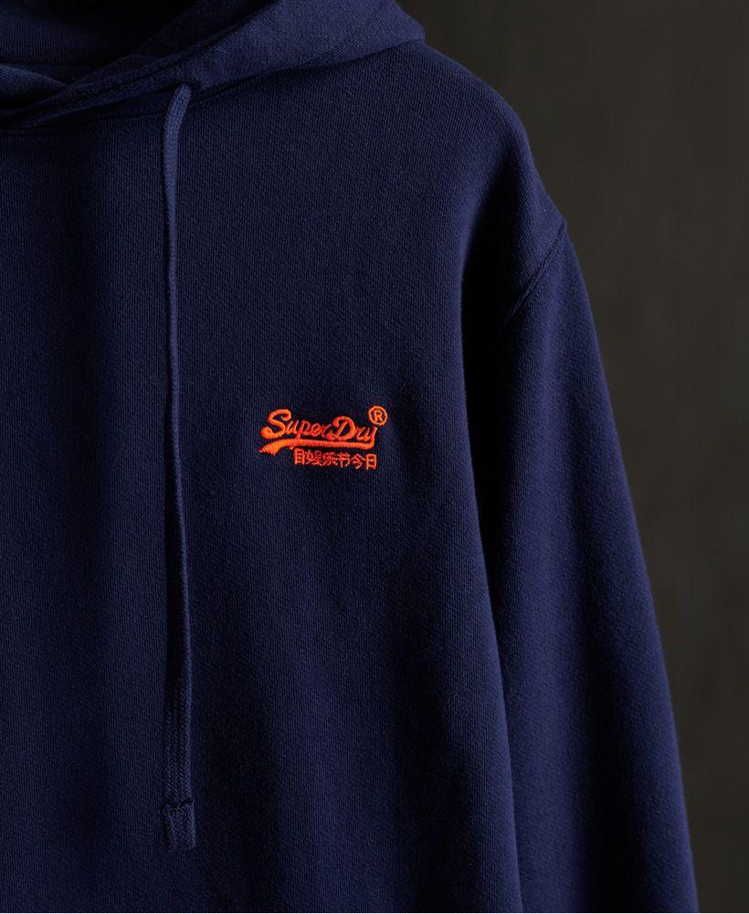 Superdry Orange Label Pastelline Loopback Hoodie