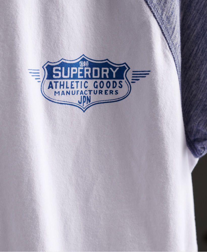 Superdry Speedway Raglan T-Shirt
