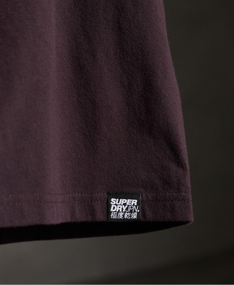 Superdry Halftone Kanji Embossed T-Shirt