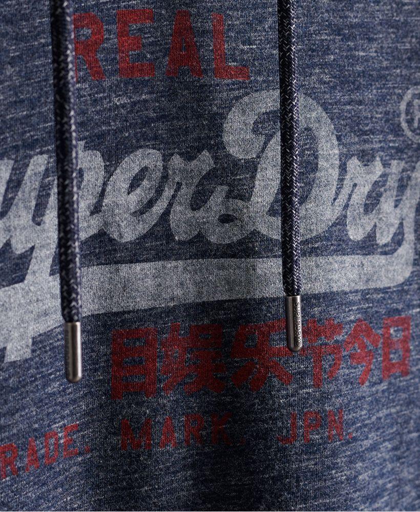 Superdry Vintage Logo Premium Goods Hoodie