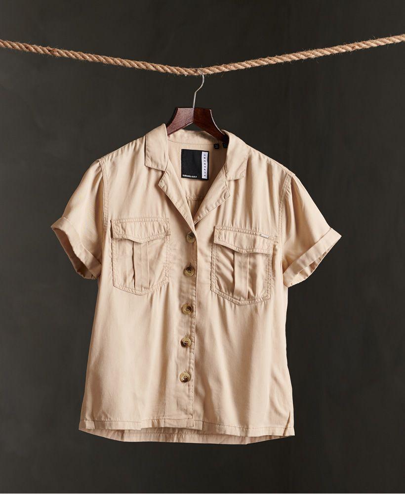 Superdry Kala Military Shirt