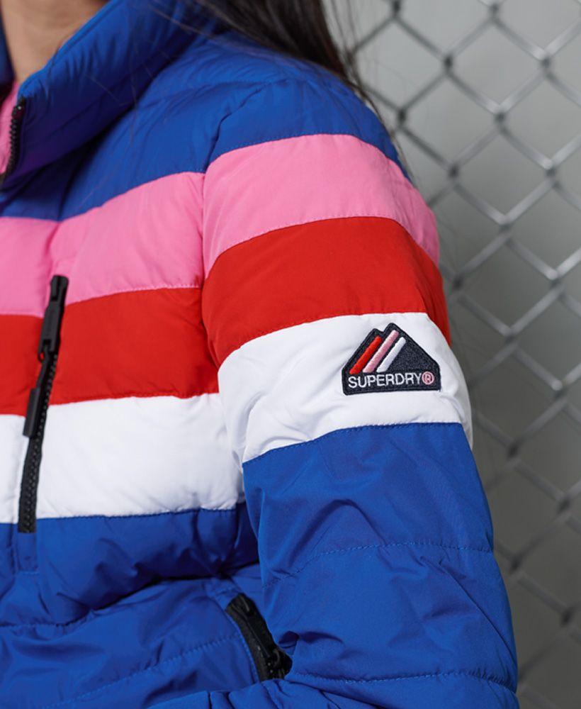 Superdry Colourblock Fuji Bomber Jacket