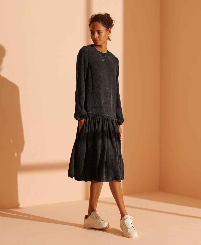 Superdry Mia Midi Dress