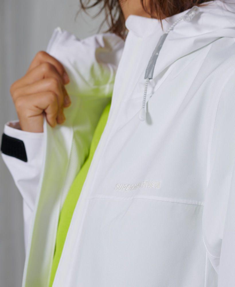 Superdry Hydrotech Harpa Waterproof Jacket