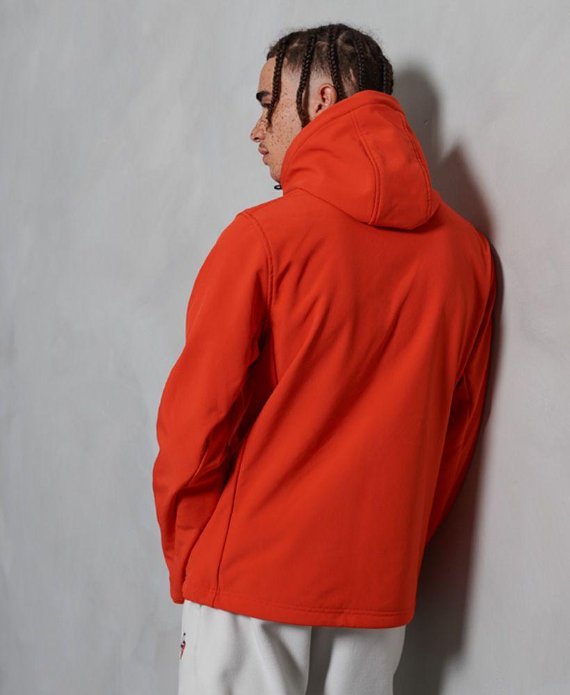 Superdry Hooded Softshell Jacket