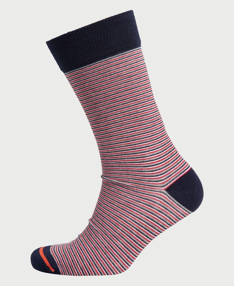 Superdry Organic Cotton City Sock 3 Pack
