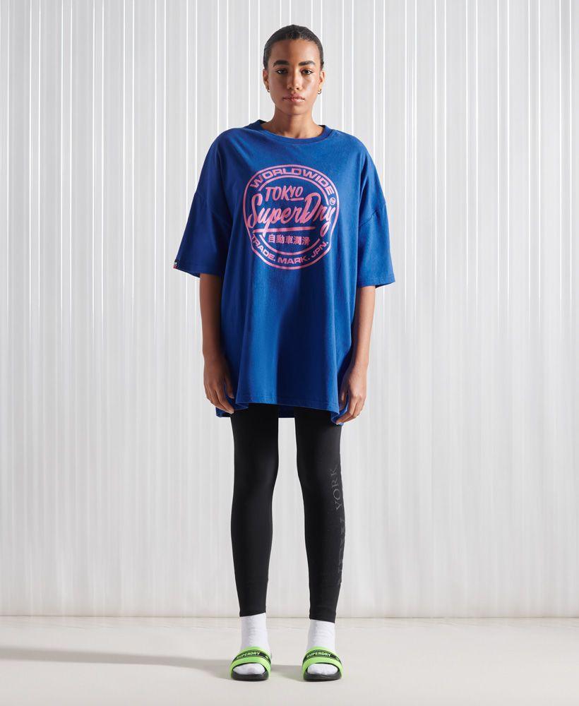 Superdry Streetwear 6 Oversized T-Shirt