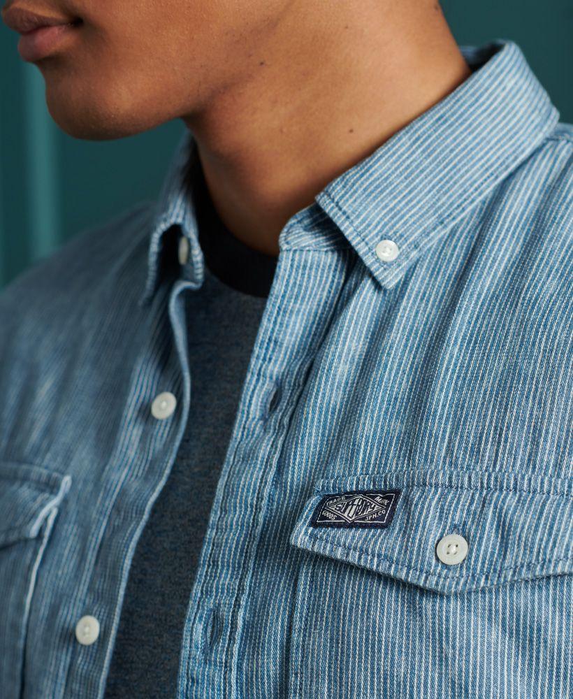 Superdry Loom Worker Shirt