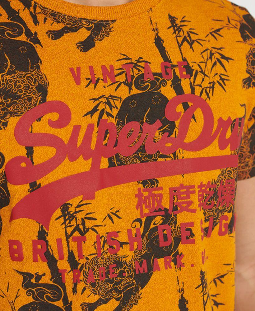 Superdry Vintage Logo Year of Dog T-Shirt