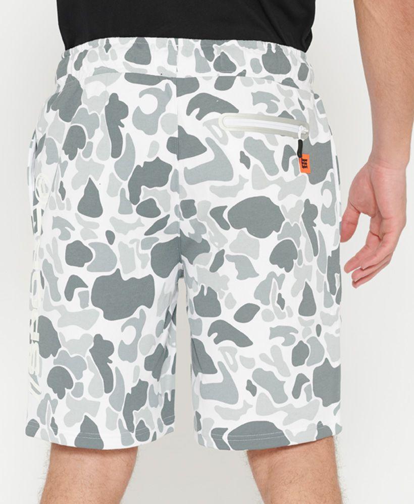 Sport Urban Camo Shorts