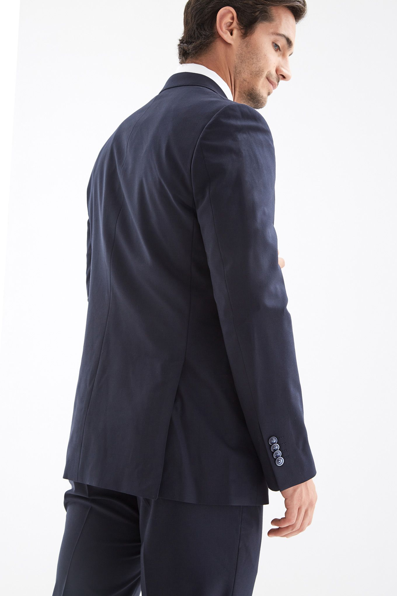 Men s Double-breasted Suit