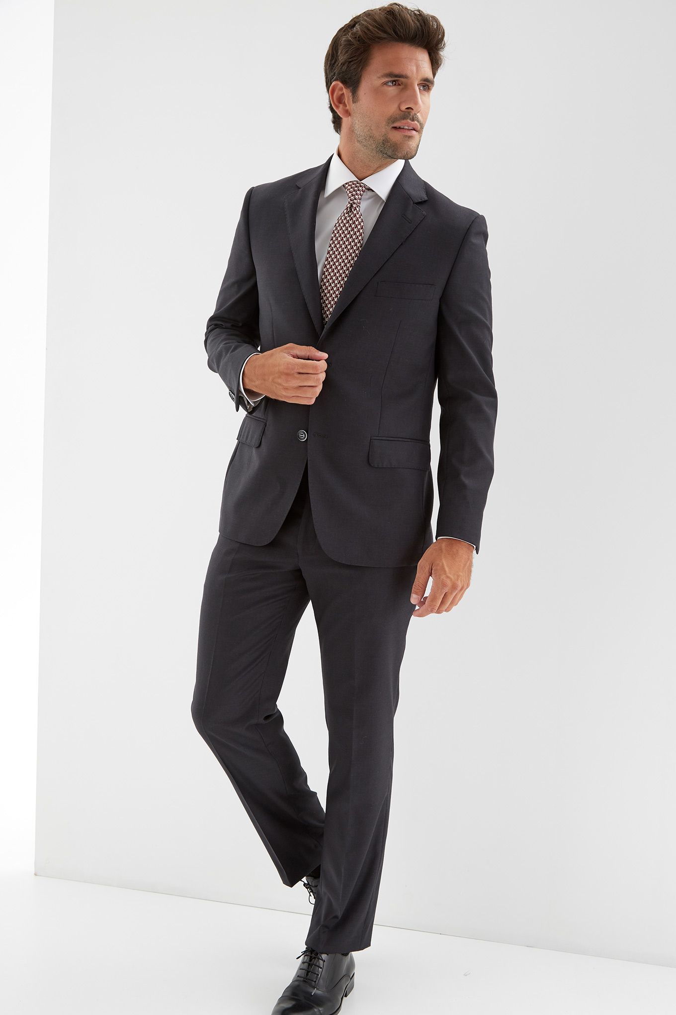 Men s Regular Classic Suit