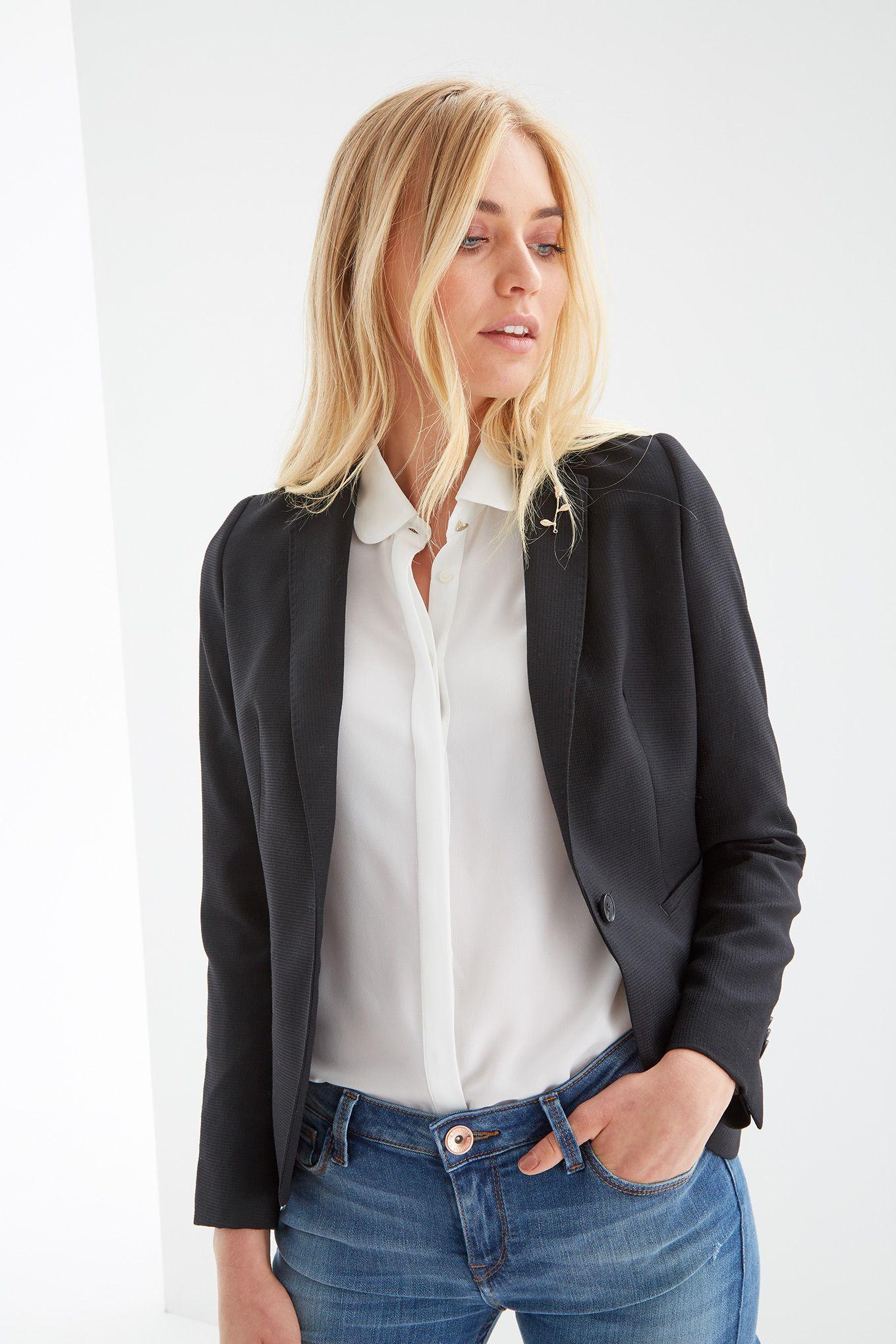 Women s Slim Classic Blazer