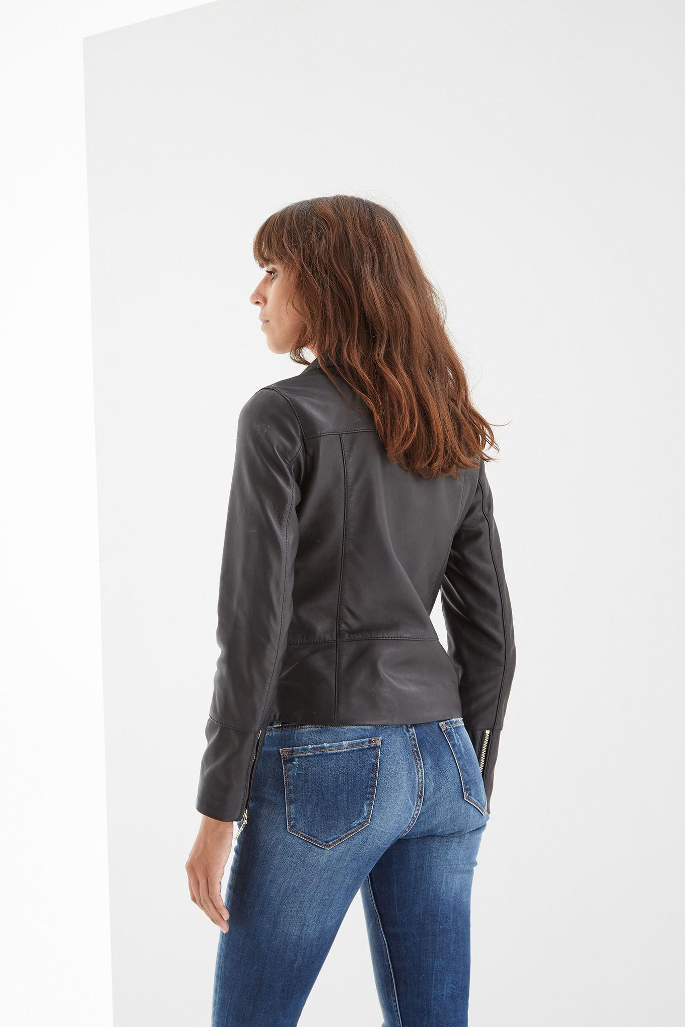 Women s Biker Jacket