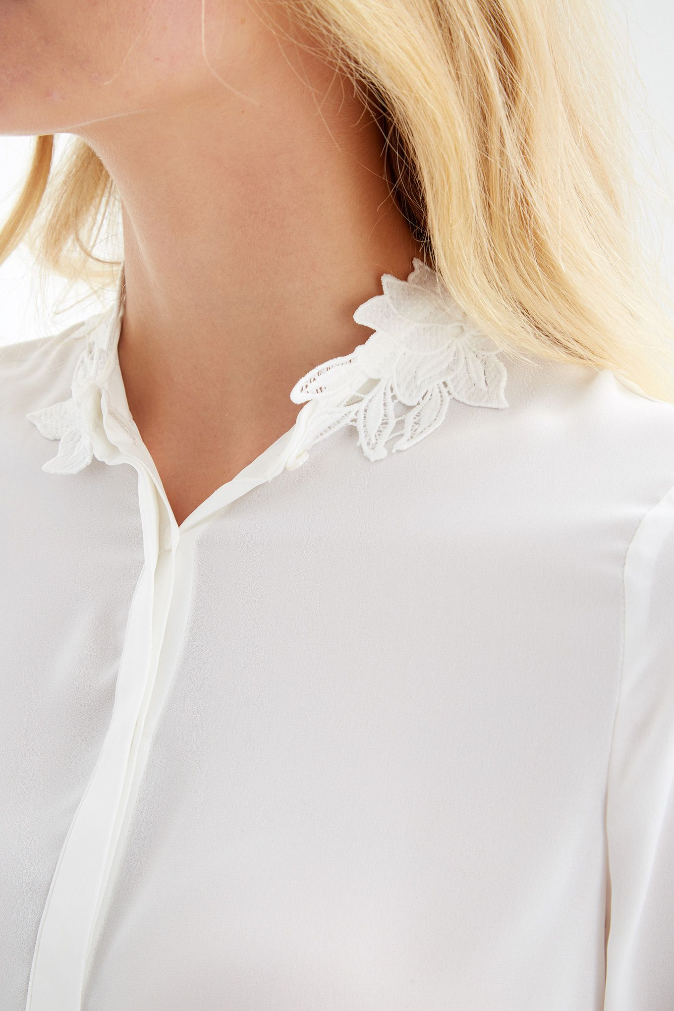Women s Lace Fantasy Blouse