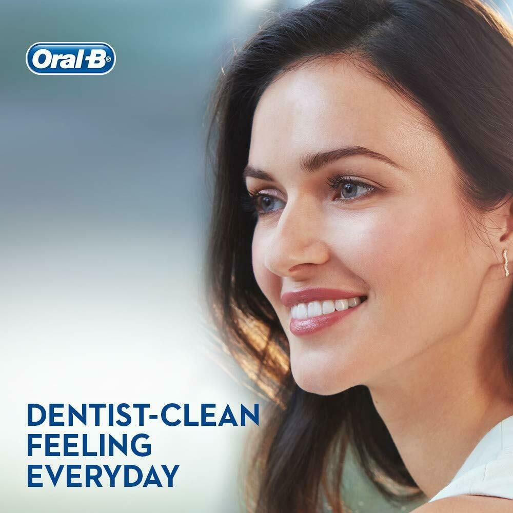 Oral-B Vitality Plus Cross Action Electric Toothbrush With 1 Handle & 2 Head