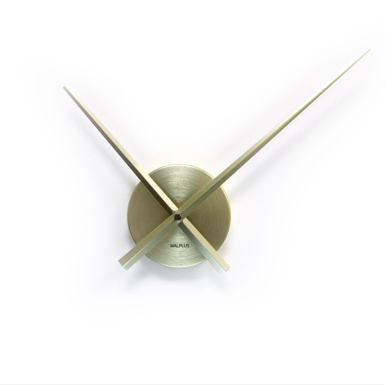 WC2065 - Walplus FlexiClock Brass