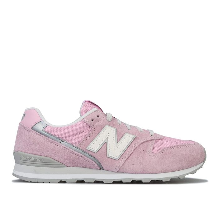 Women's New Balance 996 Trainers in Pink