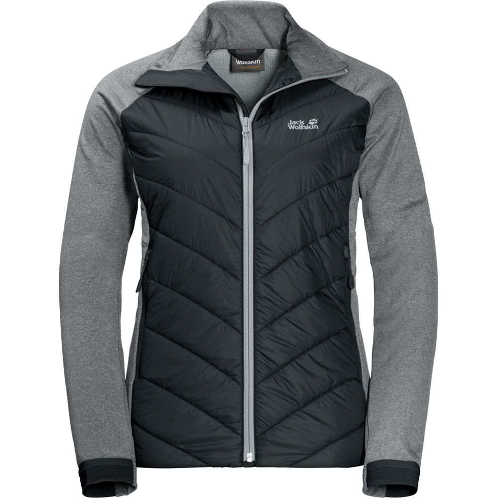 Jack Wolfskin Womens/Ladies Sutherland Crossing Hybrid Fleece Jacket