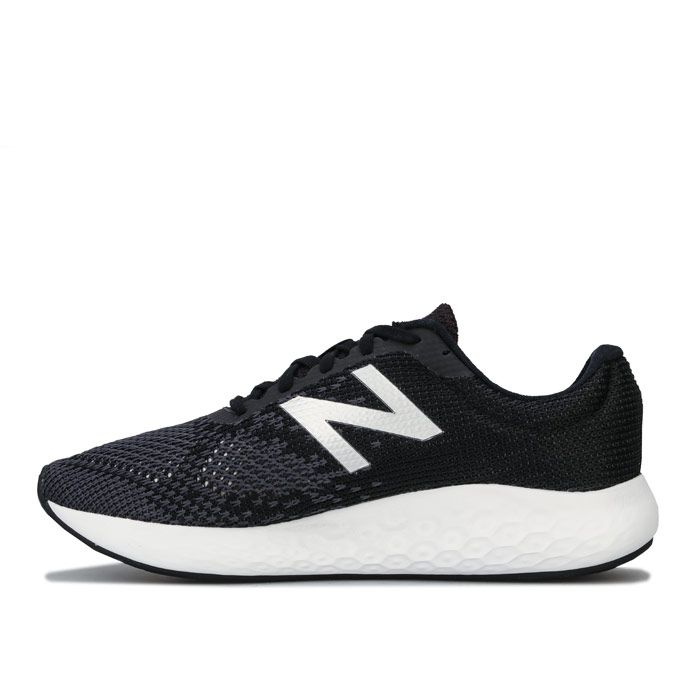 Women's New Balance Fresh Foam Rise Running Shoes in Black