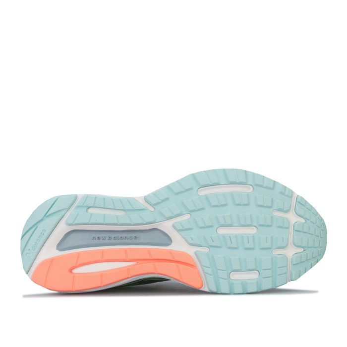 Women's New Balance Synact Running Shoes in Mint