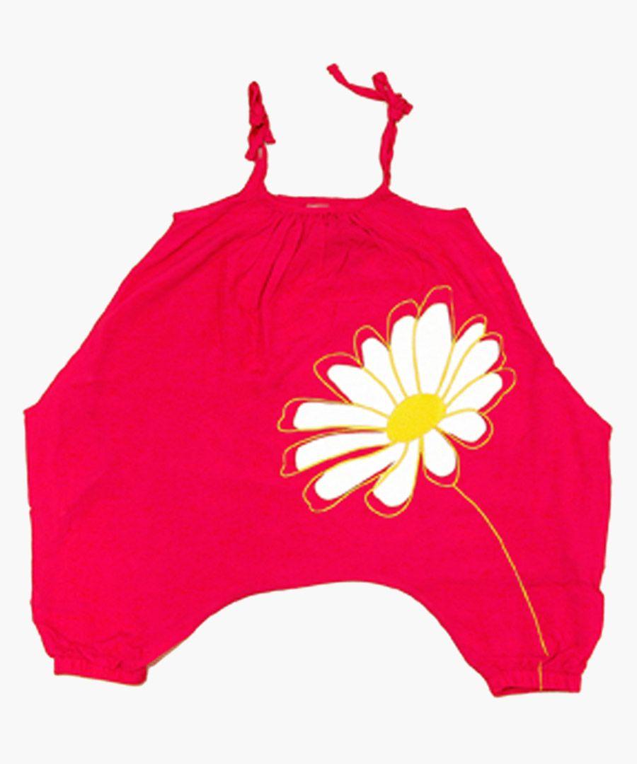 Daisy magenta jumpsuit
