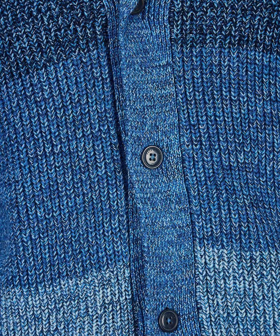 Joseph blue pure cotton cardigan