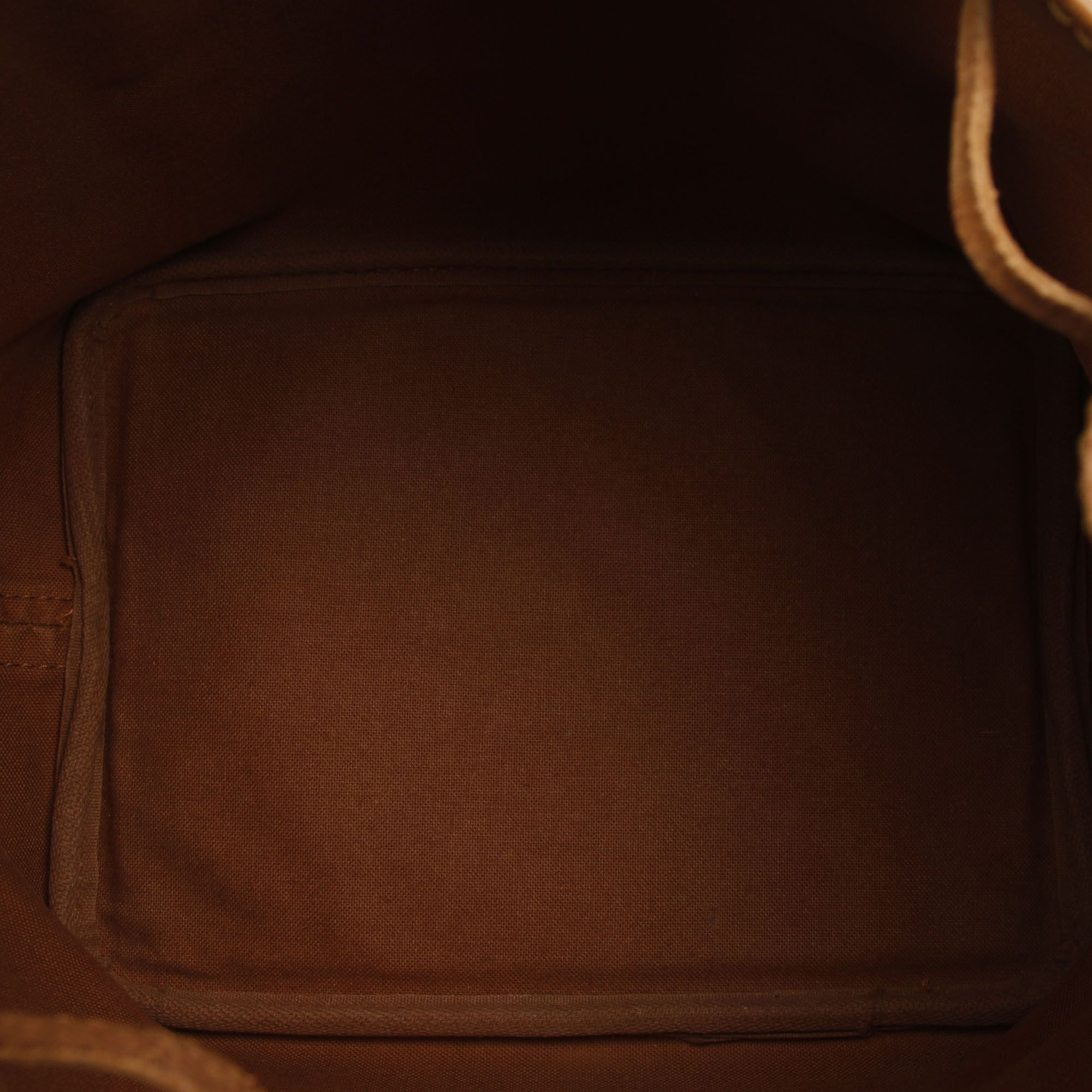 Vintage Louis Vuitton Monogram Petit Noe Brown