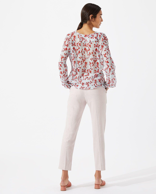 Portofino Linen Trouser