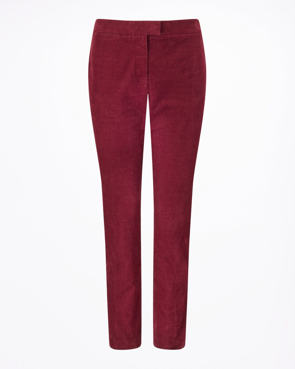 Cord Cigarette Trouser