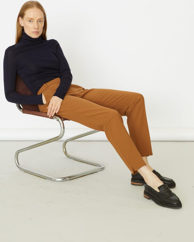 Straight Leg Trouser