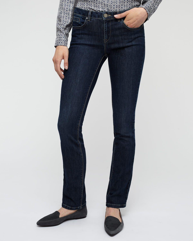 Windsor Indigo Den Straight Jean