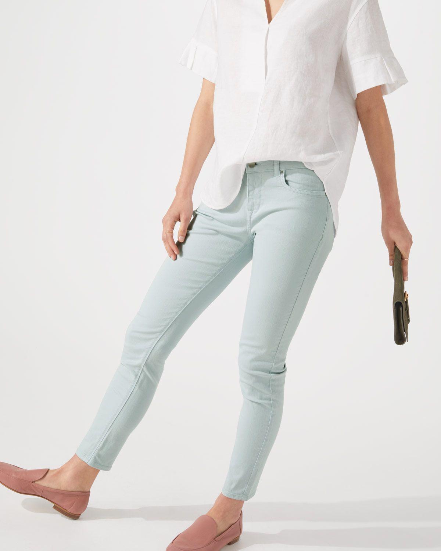 """28"""" Garment Dye Richmond Jean"""