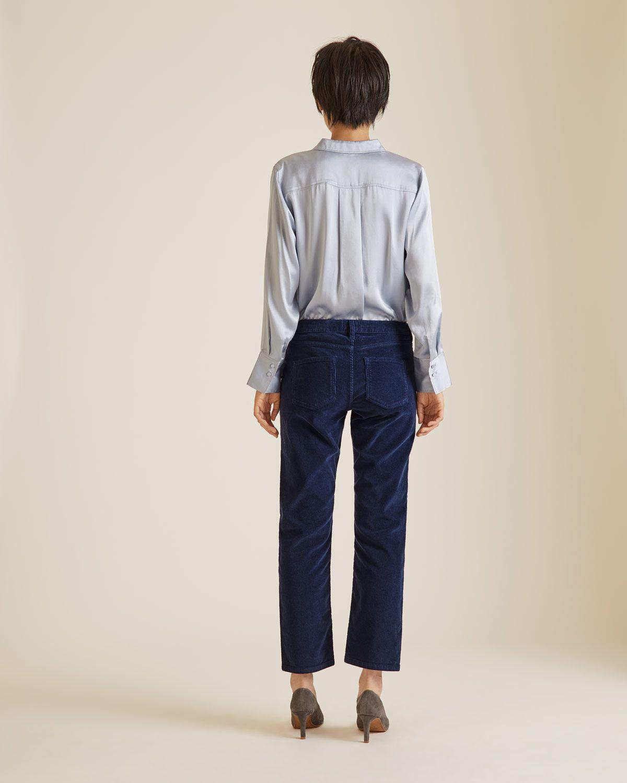 Dalston Straight Leg Cord Jean